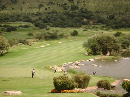 Tailor Made Gold Course for Gold Tranfers and Tournaments